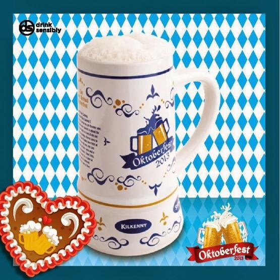 Oktoberfest Malaysia 2013 mug