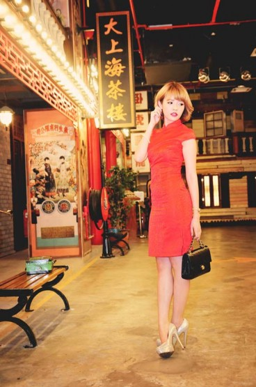 Shanghai Night Outfit